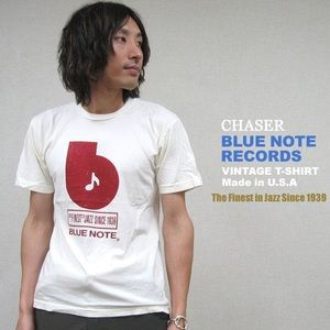 🌵Chaser Blue note T-shirt